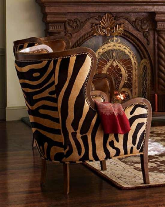 Африканский стиль в интерьере (фото) | Дизайн Интерьеров
