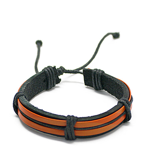 "Браслет ""Orange stripes"""