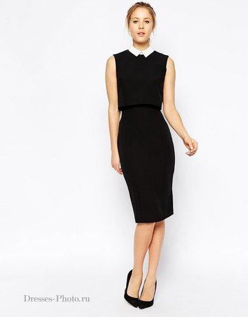 0361d26f903 черное офисное платье» — карточка пользователя theowlnews в Яндекс ...