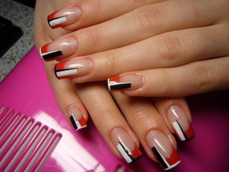 Дизайн ногтей гель лаком: фото - идеи.
