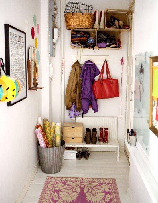 Дизайн прихожей и коридора, фото решений для современного интерьера