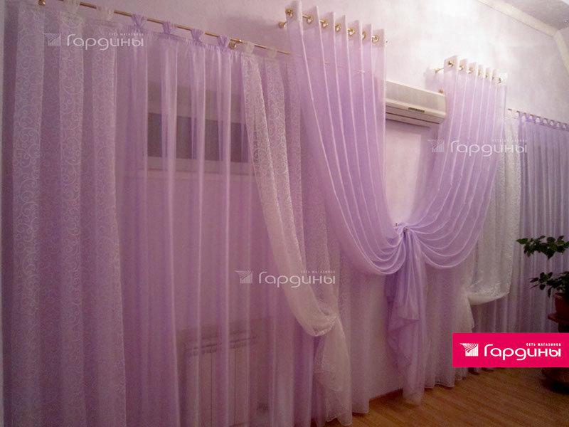 Гостинная Гардины - сеть магазинов гардины, шторы, жалюзи, карнизы Волгоград