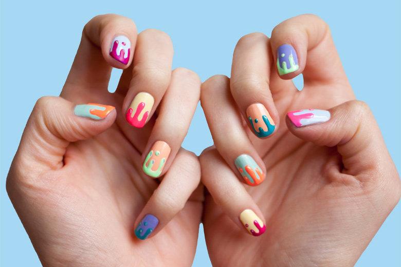 Как сделать красивые ногти рисунки самостоятельно и как подготовить ногти