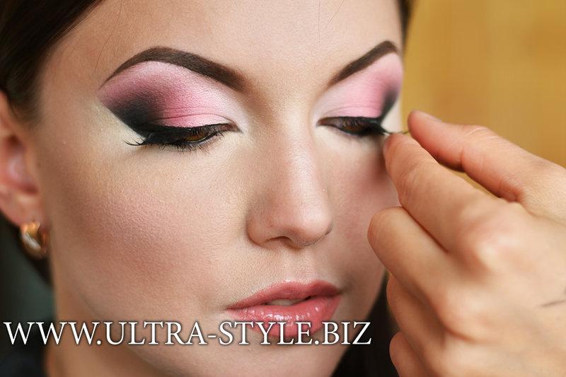 Карандашная техника | Школа макияжа