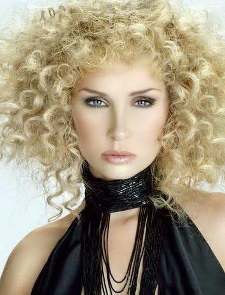 Химическая завивка волос 2015 - 55 фото, видео | Lady in Network