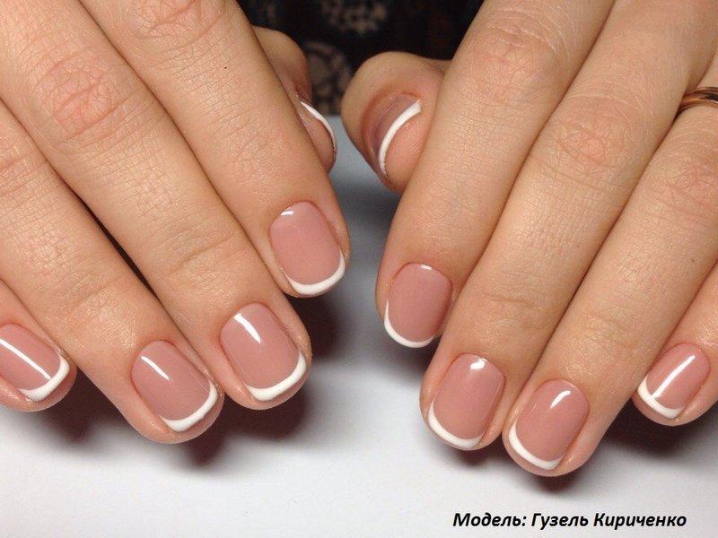 Красивые ногти: фото, с рисунками, наращенные, шеллак