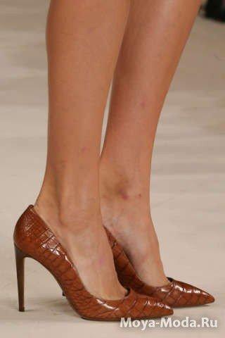 Модные туфли весна-лето 2015 Ralph Lauren