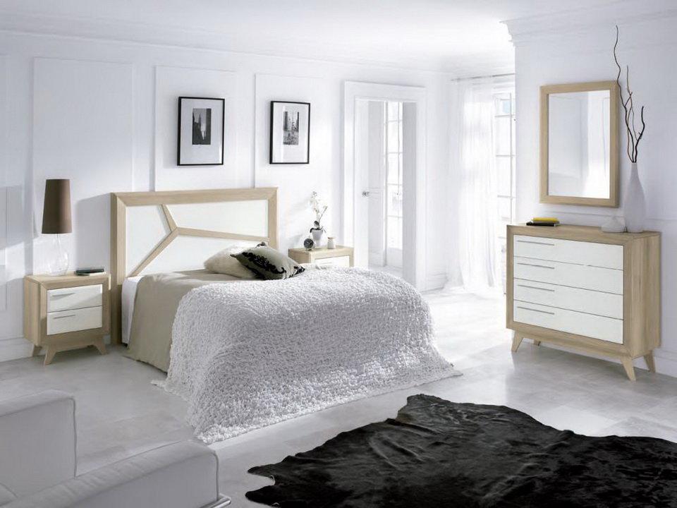 Картинки спальни с белой мебелью девочка, которая