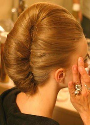 """Подходящие волосы для """"ракушки"""""""