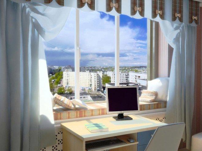 Подоконник: идеи для декора (фото) - tochka.net