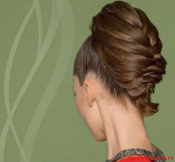 Прически на выпускной на длинные волосы: инструкции с фото и видео