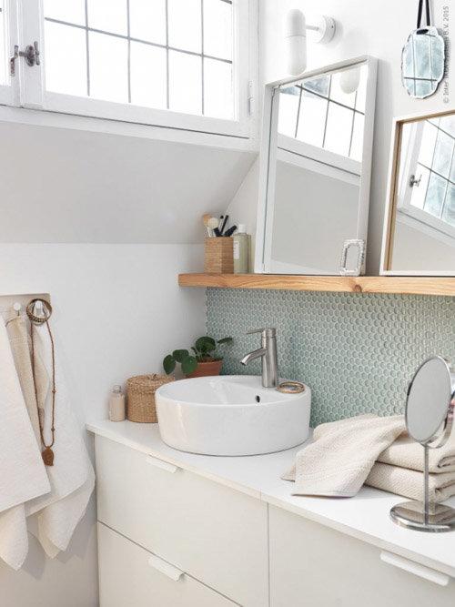 Раковины в ванную комнату