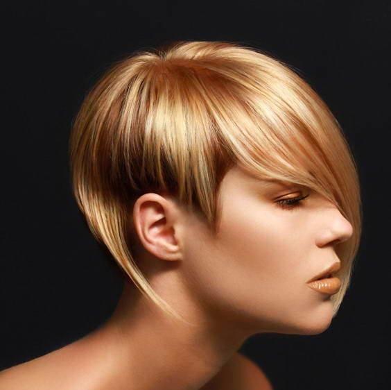 Самый модный цвет волос и стрижки в 2015 году