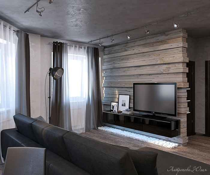 Система хранения на балконе, дизайн квартиры 30 кв метров