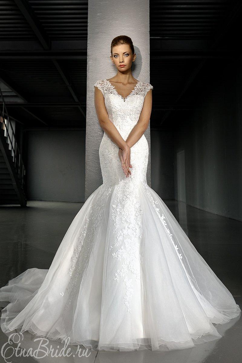 Свадебное платье силуэта русалка Ameli Love Bridal 14215