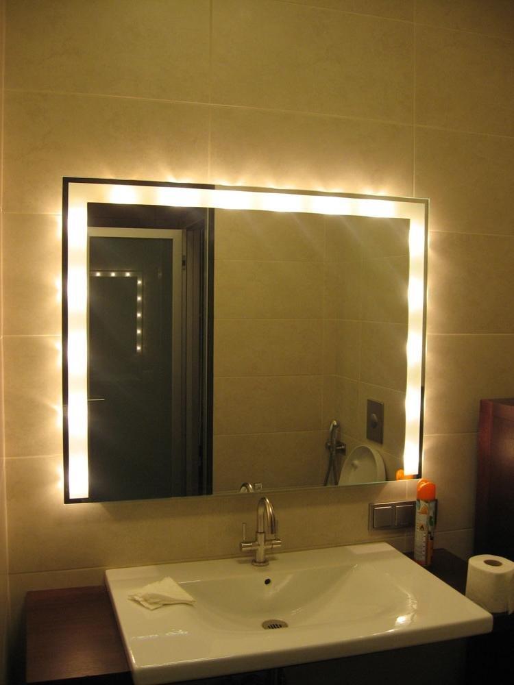 Умное зеркало в ванную..