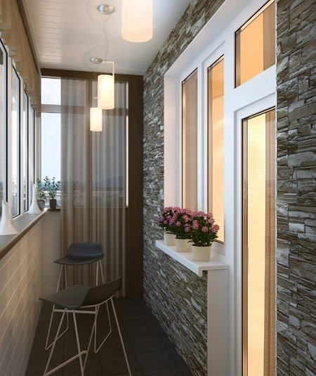 Выбор дизайна балкона, ФОТО примеры внутренней отделки, цветовой гаммы для красивых балконов, а также особенности дизайна маленького балкона в хрущевке