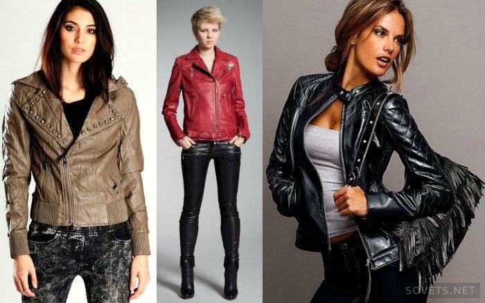 женская куртки с кружевной нашивкой