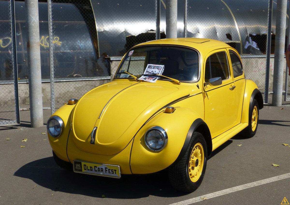 Картинки жука машину