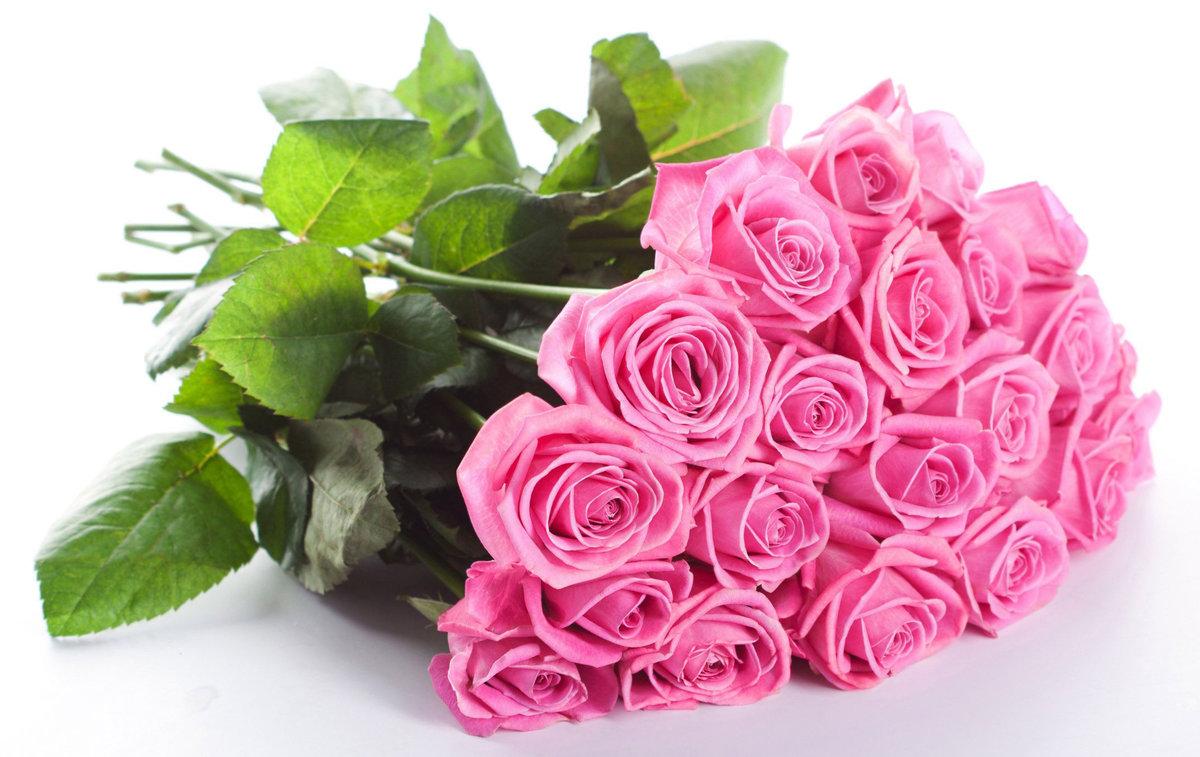 Картинки красивый букет роз на день рождения