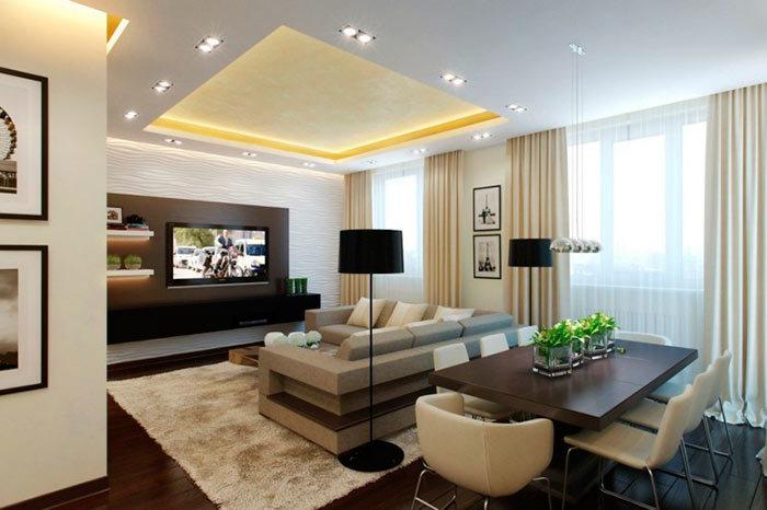 Современная мебель в гостиную.