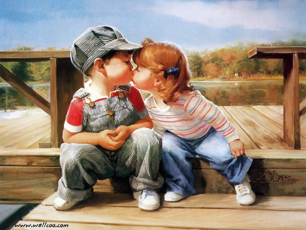 Прикольные картинки любви дружбе