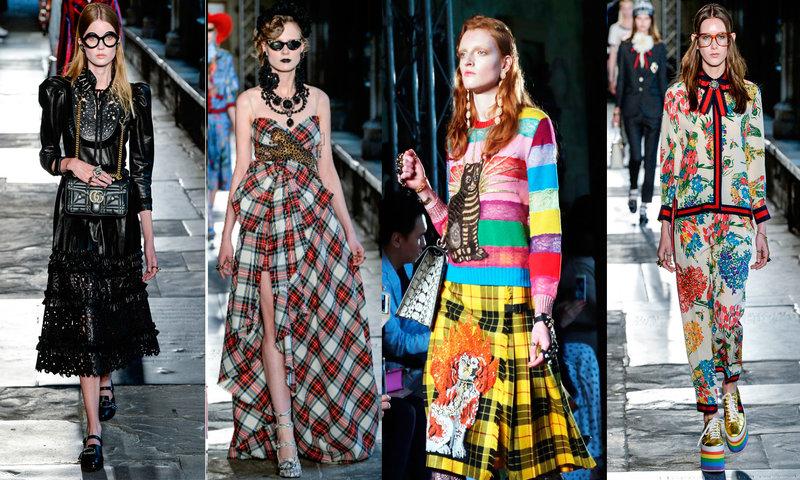 Gucci Resort 2017 – эксцентричные модные тенденции от Alessandro Michele | Новости