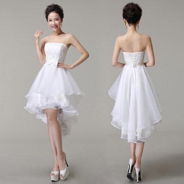 f6b0734df755 Свадебные платья для невысоких девушек  лучшие модели сезона ...