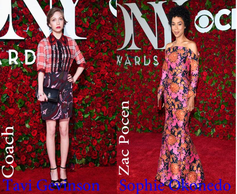 70-я церемония «Tony Awards» – модные тенденции «театральной красной дорожки»! | Новости