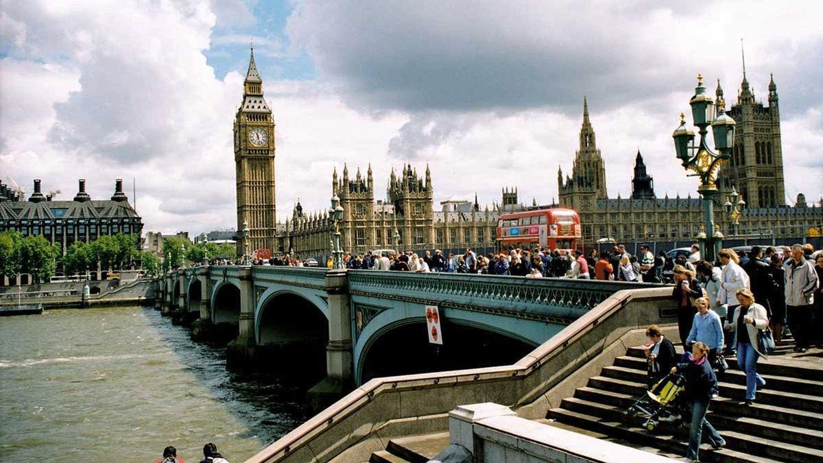 забывайте, виды туризма в великобритании данном