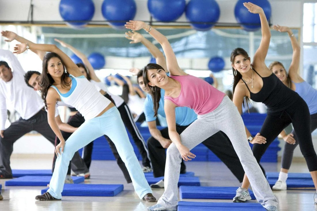 Body fit with aerobics - Temple Beth Shalom