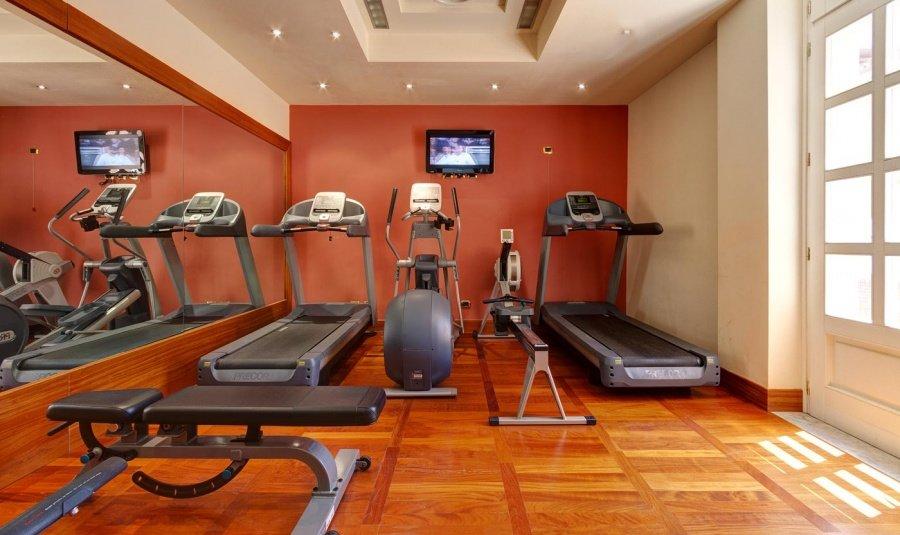 Excelsior Palace Hotel - фитнес-клуб