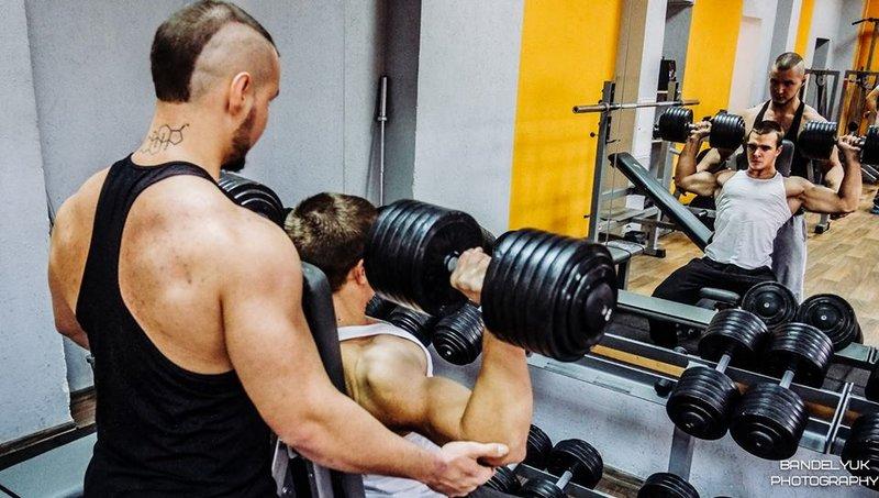 Фитнес-клуб ДНК