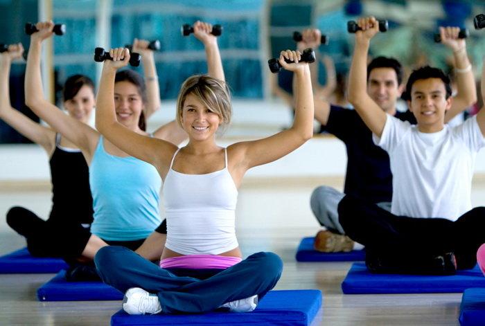 Фитнес-клубы в Чебоксарах
