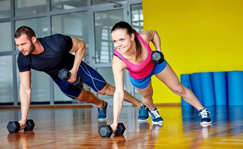 Фитнес-центр Фитберри