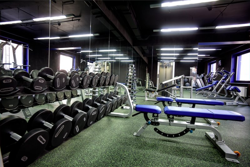 Фитнес-центр - Космополітъ