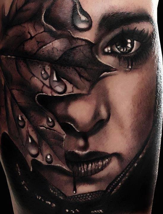 Конкурс за най яка татуировка във Фейсбук.
