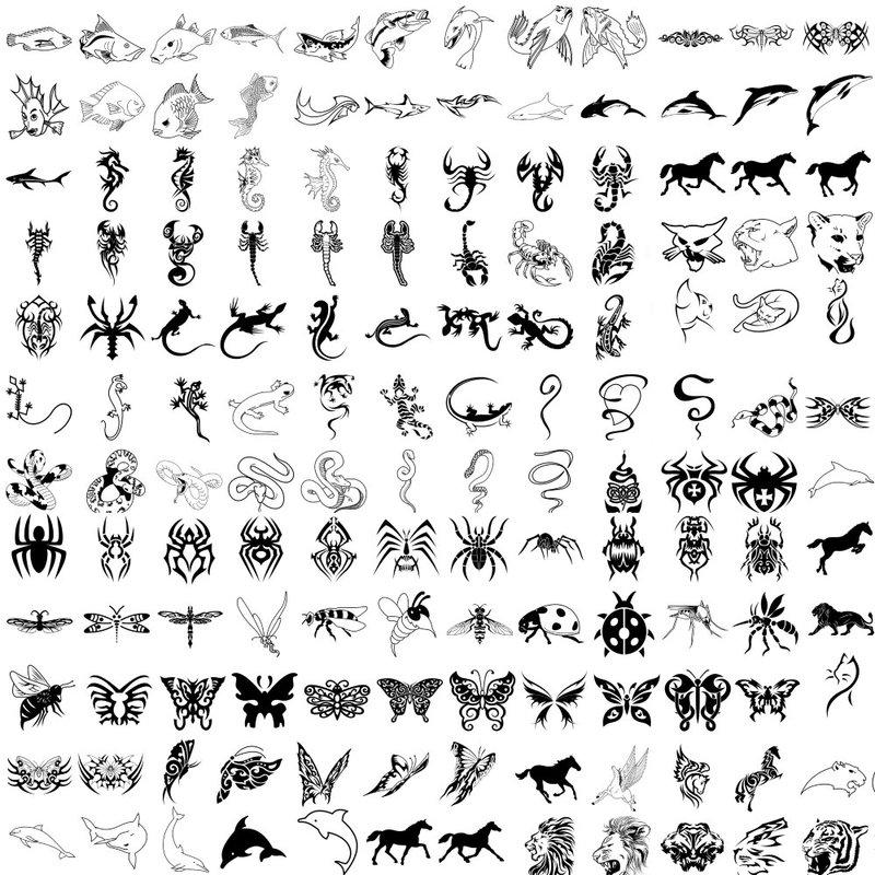 Татуировки для девушек на пояснице: фото и эскизы