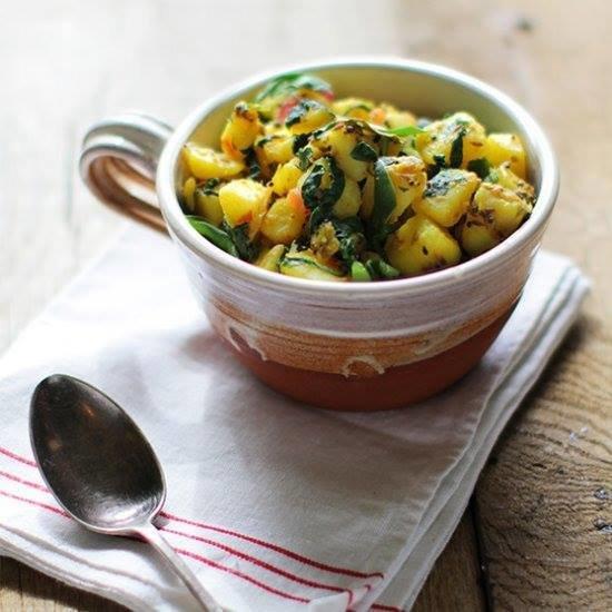 Вегетарианство и ведическая кулинария