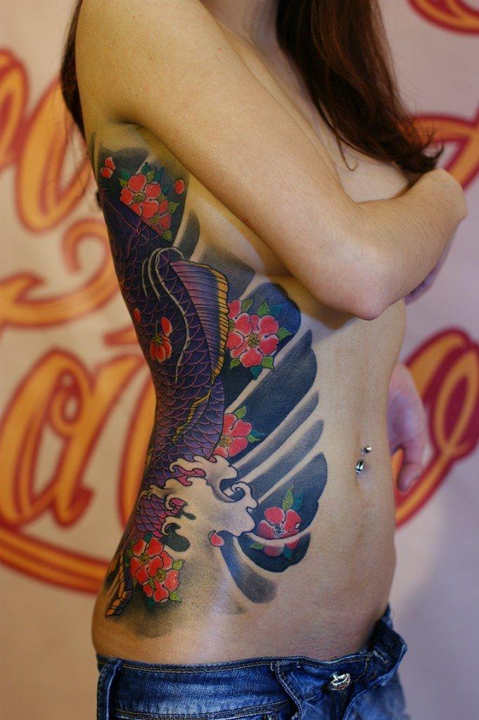 Женские тату. Татуировки женские фото и эскизы