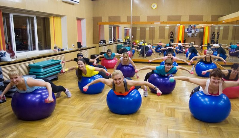 Женский фитнес-клуб WOMAN