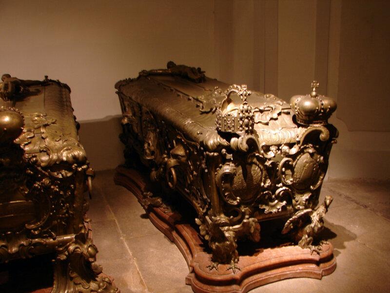 Императорский склеп – Арриво