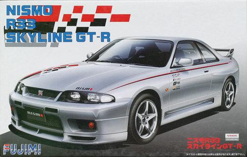 Nismo R33 Skyline GT-R Fujimi