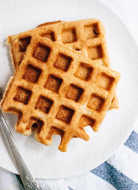 10 рецептов вкусных и полезных домашних вафель. Изображение номер 5