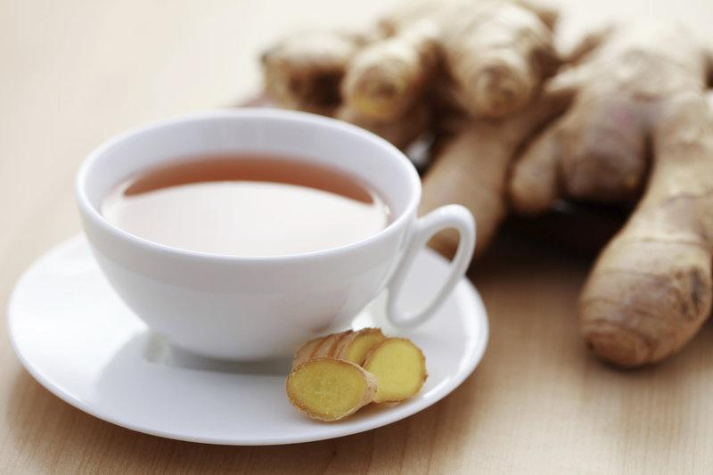 Чай с имбирем для похудения: рецепт, польза и вред