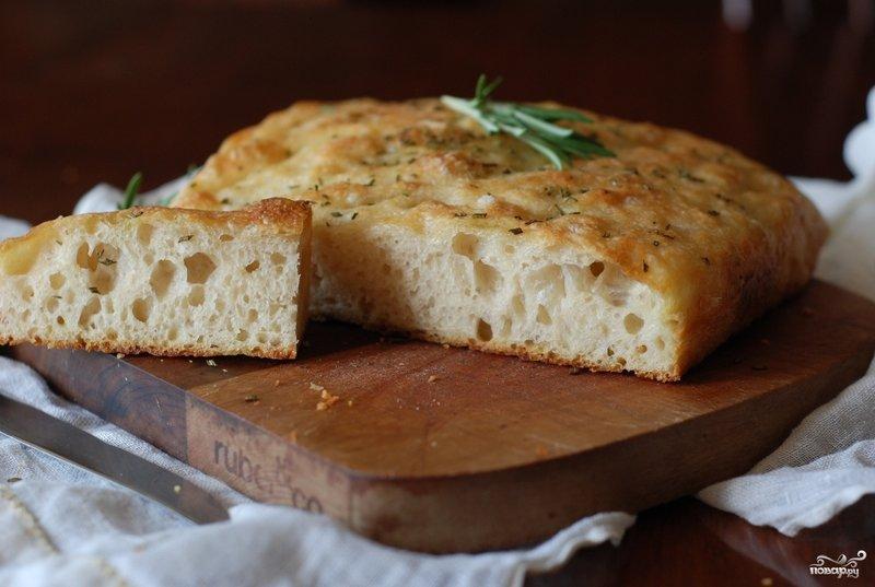 фокачча итальянские рецепты с фото