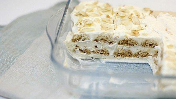 Фото рецепт карамельного тирамису