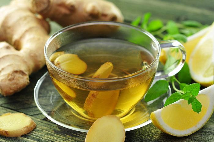 Имбирный чай — лучшее средство от простуды - Mamaplus.MD