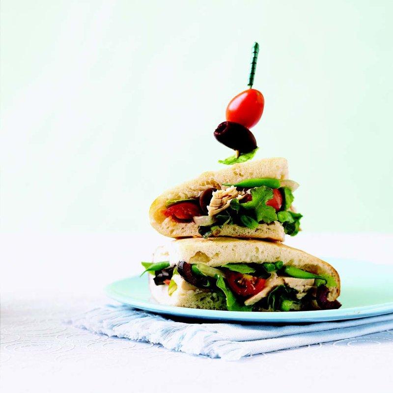 Легкие и полезные рецепты для пикника