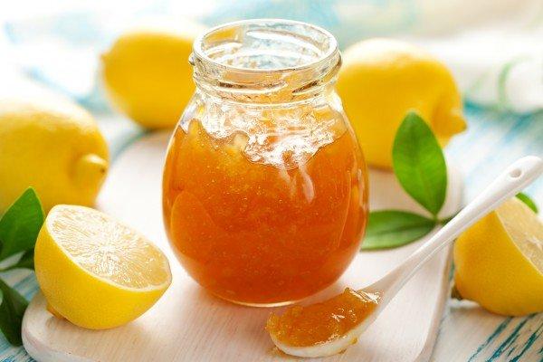 Мармелад из лимонов